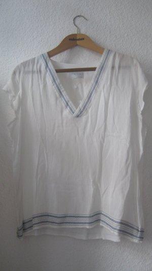 VILA Bluse/Tunika, weiß,  Neu - mit Etikett, Größe M