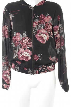 Vila Blouse Jacket floral pattern casual look