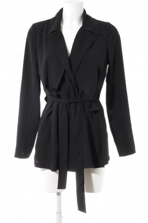 Vila Blouse Jacket black elegant