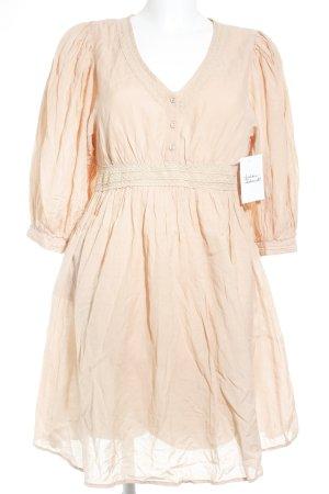 Vila Blusenkleid lachs klassischer Stil