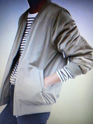 Vila Bomberjacke Viconcrete Jacket 36 S neu helles khaki