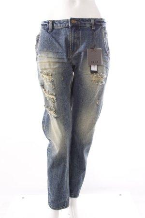 Vila Boyfriend Jeans Used Look