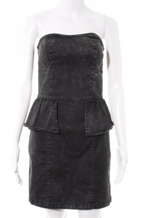 Vila Bustier Dress anthracite party style