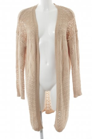 Vila Cardigan apricot casual look