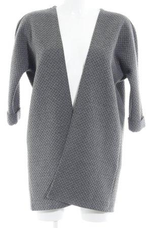 Vila Cardigan grau minimalistischer Stil