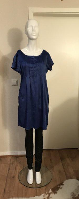 Vila Tunique-blouse bleu
