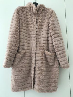 VILA Clothes Fake fur Jacke/Mantel