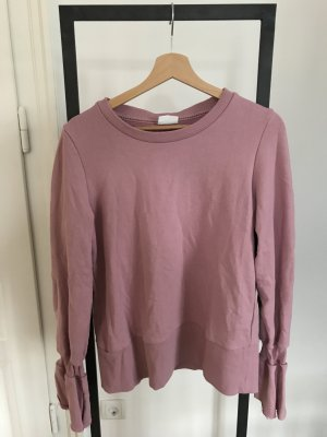VILA Clothes Sweat Pulli mit cool Ärmeln