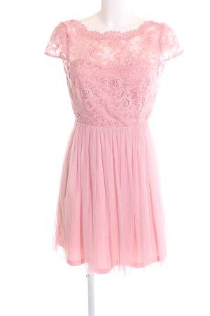 Vila Cocktailkleid pink Elegant