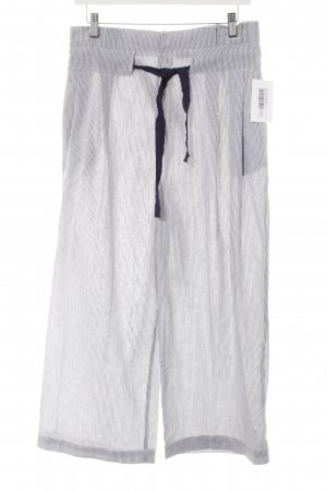 Vila Pantalone culotte gessato stile minimalista