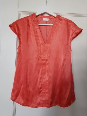 Vila Blouse Top salmon