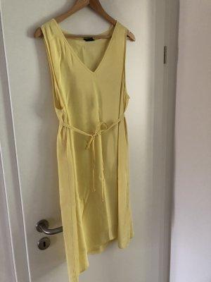 Vila Damen Kleid gelb