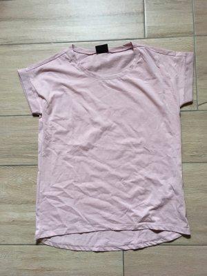 VILA Damen T-Shirt Größe S altrosa