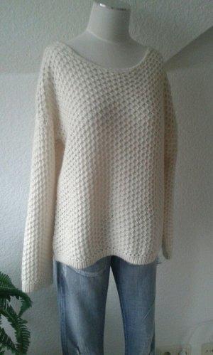 Vila Coarse Knitted Sweater multicolored