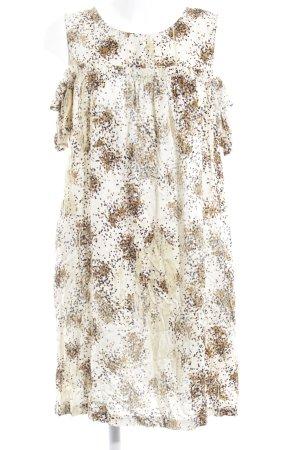Vila Robe chemise motif tache de couleur style d'affaires
