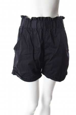 Vila High Waist Shorts schwarz