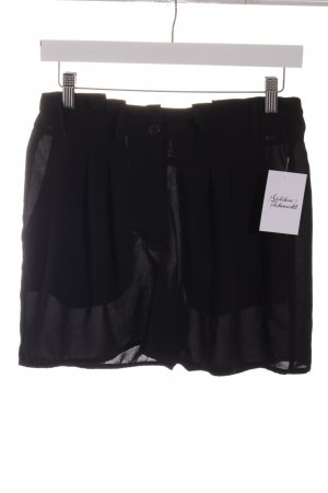 "Vila Hot Pants ""Shanta Shorts"" schwarz"
