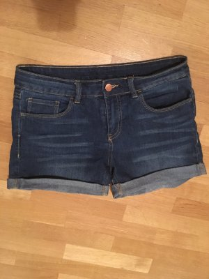 Vila Jeans Shorts Gr. 36 Denim