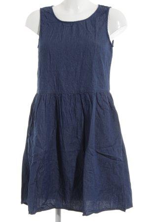 Vila Jeanskleid blau Casual-Look