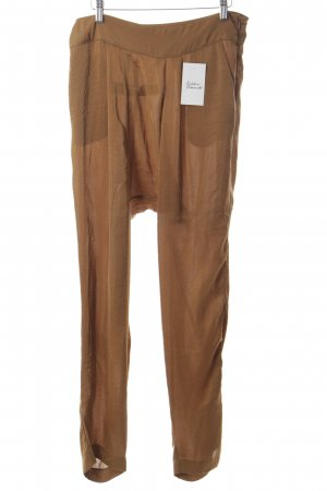 Vila Jodhpurs brown-gold-colored extravagant style