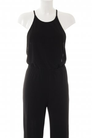 Vila Jumpsuit schwarz Party-Look