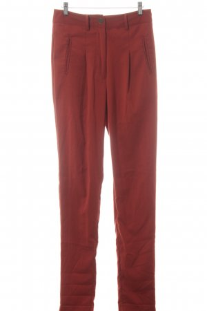 Vila Pantalone peg-top ruggine elegante