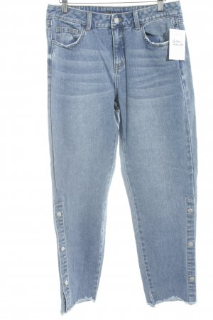 Vila Carrot Jeans blue jeans look