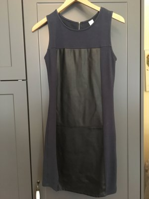 Vila Dress dark blue