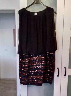 Vila Kleid mit Pailletten