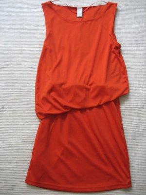 vila kleid neu mit etikett gr. s 36 rot
