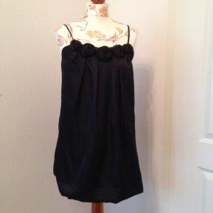 Vila Kleid schwarz 38