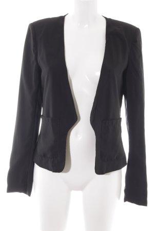 Vila Short Blazer black elegant