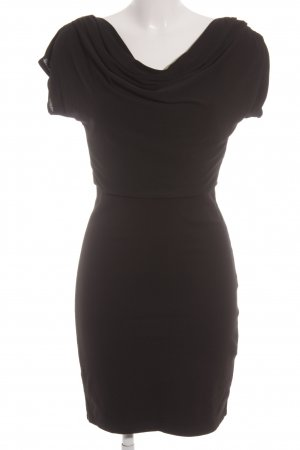 Vila Shortsleeve Dress black party style