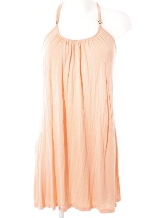 Vila Long Top apricot casual look