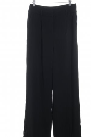 Vila Marlene Trousers black street-fashion look