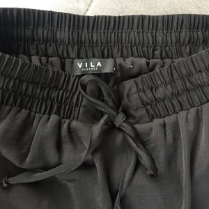 Vila Maxi Skirt black