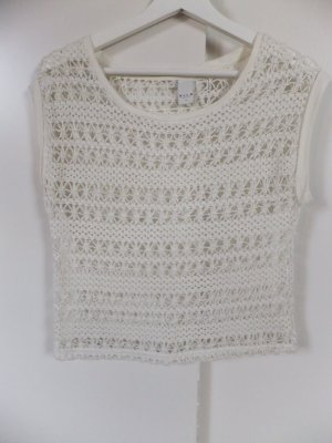 Vila Crochet Top multicolored