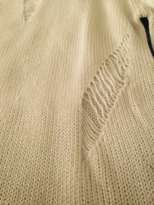 vila pullover weiß xs