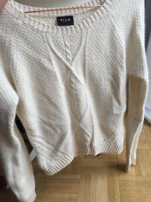 VILA Sappa Knit Top Sweater