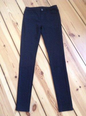 VILA schwarze Skinny Jeans