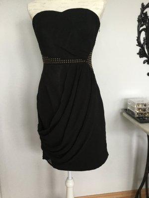Vila Cocktail Dress black-bronze-colored