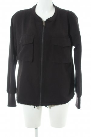 Vila Shirt Jacket black casual look
