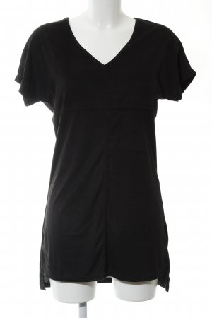 Vila Robe t-shirt noir style d'affaires