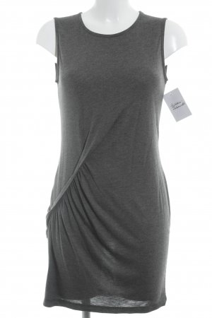 Vila Shirtkleid grau Casual-Look