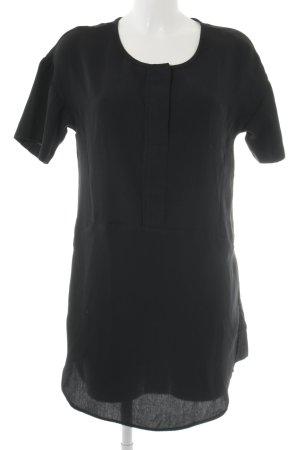 Vila Shirtkleid schwarz Casual-Look