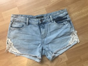 Vila Shorts azure-white