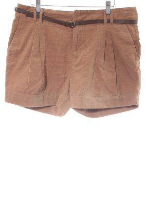Vila Shorts camel Casual-Look