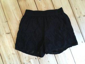 Vila Hot pants nero