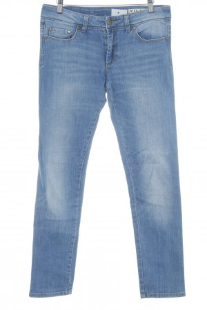 Vila Slim Jeans blau Casual-Look