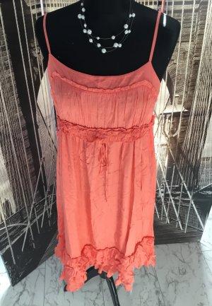 Vila Sommer Kleid Größe L